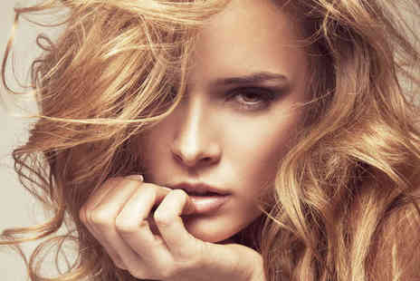 Fusion Hair and Beauty - Restyle and Blow Dry with Deep Oil Conditioning Treatment - Save 58%
