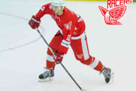 Haringey Racers - Half Price Tickets To Haringey Racers Ice Hockey Matches - Save 50%