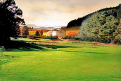 Macdonald Cardrona Hotel Golf & Spa - Round of Golf on a Championship Course for One - Save 53%