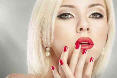 Gloss Nail Salon - Shellac Nails  - Save 45%