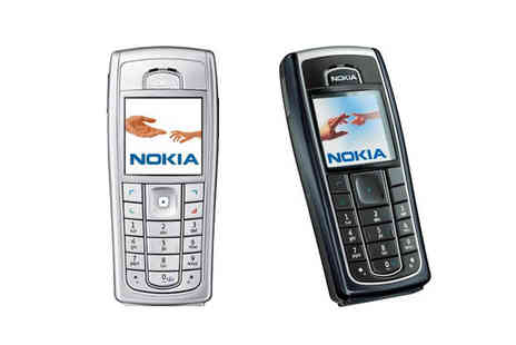 Refurb Phone - Nokia 6230i Mobile Phone - Save 50%