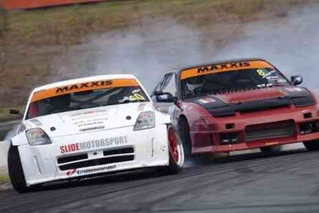 Drift - Two Hour Drifting Experience Plus Passenger Thrill Ride - Save 65%