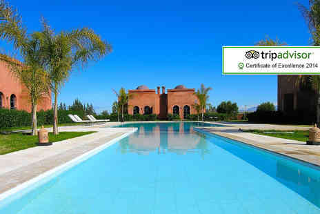 ClearSky Holidays - Two night 4 star Marrakech break including return flights and breakfast - Save 23%