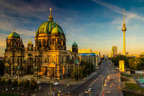 Weekender Breaks - Two night 4 star Berlin break for two including flights - Save 43%