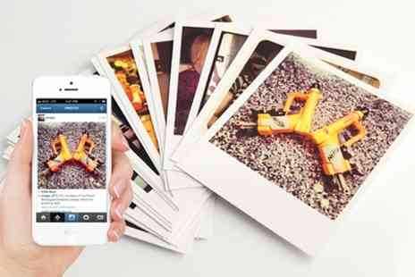 Instajunction - Polaroid Style Prints For Instagram Pictures - Save 50%