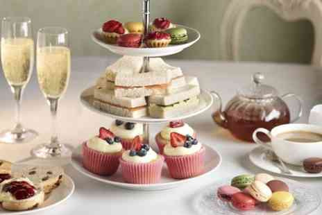 Hilton Swindon Non Accommodation - Sparkling Afternoon Tea For Two  - Save 52%