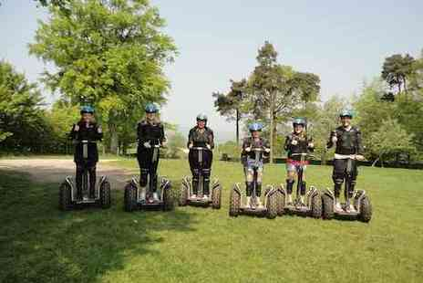 Madrenaline - Segway safari experience for Two - Save 62%