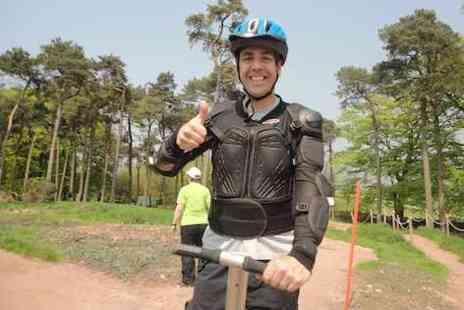 Madrenaline - Segway safari experience for one - Save 59%
