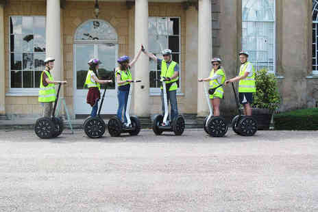 Dorset Segways - Guided Segway Tour of Upton Country Park - Save 51%
