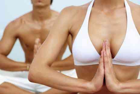 Hot Box Yoga - Five Sessions of Hot Yoga or Pilates Classes - Save 49%