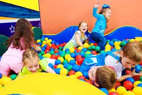 Little Urchins Softplay - Soft Play Party With Food For Ten Children  - Save 40%