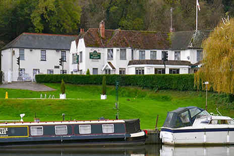 Shillingford Bridge Hotel  - Two night stay in a standard double or twin room with breakfast - Save 45%