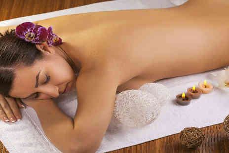 Claire Louise Beauty  - Relaxing full body and Indian head massage package  - Save 51%