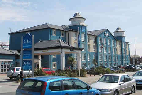 The Big Blue Hotel - Family Pleasure Beach break - Save 45%