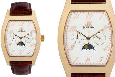 CSK London  - Jan Kauf JK1074 Watch - Save 73%