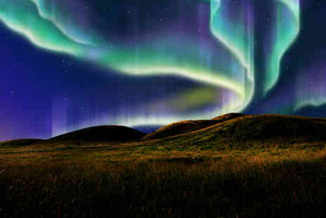 KPXTravel - Two Night Iceland Break with Breakfast & Flights - Save 50%