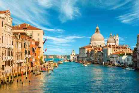 Clear Sky Holidays - Two nights in Venice staying at the 3 star Le Boulevard on a B&B basis including flights - Save 51%