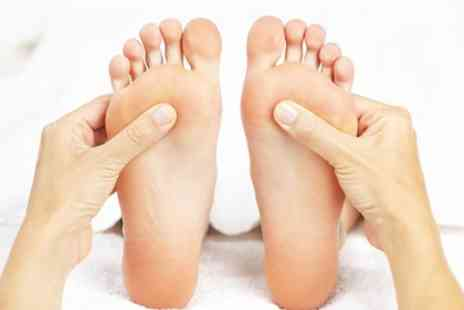 The Reflexology Space - 75 minute reflexology session in Covent Garden - Save 50%