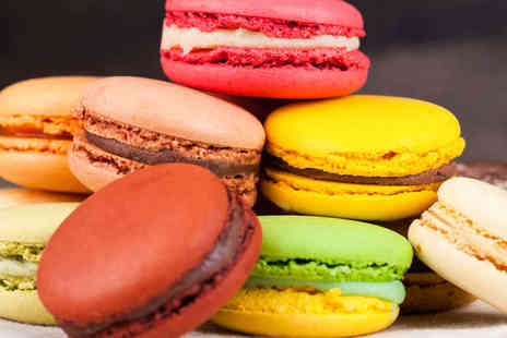 On Cookery Club - Macaron Making Masterclass and a Box of Macarons or Asian Dim Sum Cuisine Masterclass with Meal and Pot of Chinese Tea - Save 51%