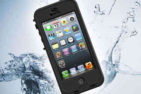 Avenre public - Waterproof, Shockproof Case for iPhone 5/5S, Including Delivery - Save 82%