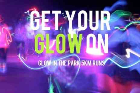 Bath Racecourse - Glow in the Park Entry For One  - Save 40%
