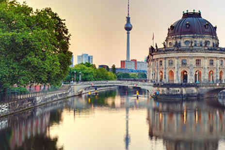 Tour Center - Berlin - Two Nights stay with Flights  - Save 40%