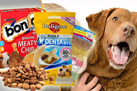 Discount Pet Supplies - Dog Food Bundle - Save 61%