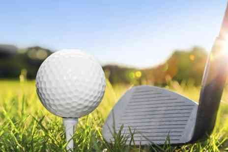 Paul Roberts Golf Centre - 30 Minute PGA Pro Lessons - Save 70%