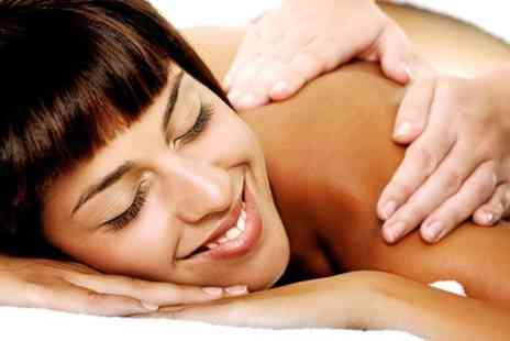 Chic Beauty - Dermalogica Facial Plus Back, Neck and Shoulder Massage - Save 56%
