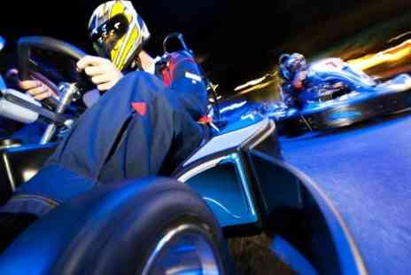 M4 Karting - Go Karting 30 Laps For One  - Save 56%