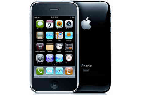 Refurb Phone - Grade A Refurbished iPhone 3GS - Save 33%