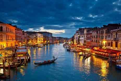 Travel Unravel Venice Holiday - Two Nights Venice 3 star B&B Including Return Flights - Save 72%