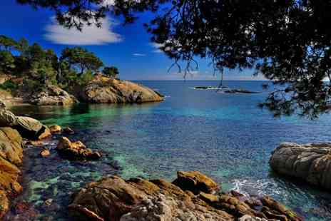 Major Travel - Five Nights, 4 star  Rosamar Garden Resort Palm Beach Hotel in Costa Brava Including Flights - Save 55%