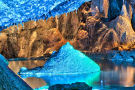 Wookey Hole Caves - Family Entry to Wookey Hole Caves and Attractions - Save 41%