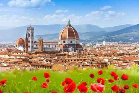 ClearSky Holidays - Two night Florence break including flights and breakfast - Save 38%