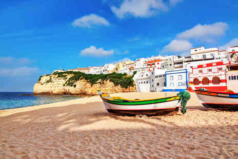 Tour Center - Five night Algarve break including flights & breakfast - Save 21%