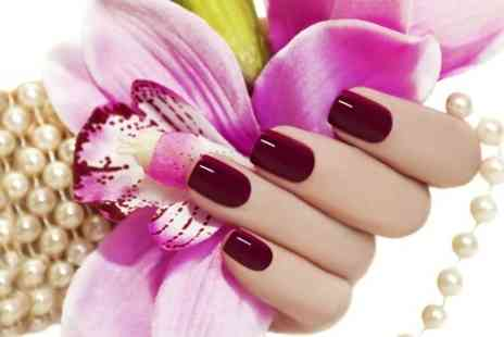 Butterflies Nails & Beauty - Gel Polish on Fingers or Toes - Save 55%
