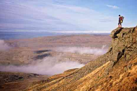 Mountain Monkeys - Yorkshire Three Peaks Challenge Guided Walk - Save 55%