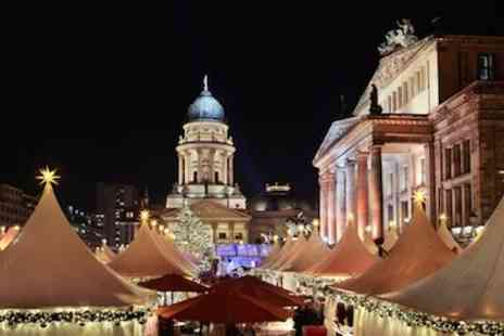 Crystal Travel - Two night break to the Berlin Christmas Markets staying at the 4 star Wyndham Garden Berlin Mitte with flights - Save 50%