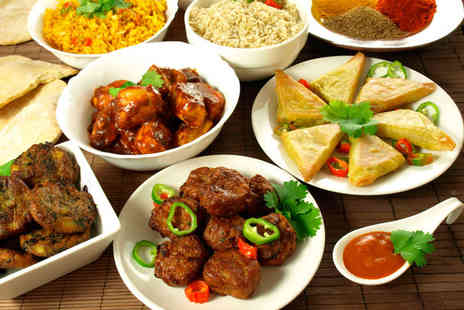 Mister Singhs India - Seven Dish Taster Menu for Two - Save 58%