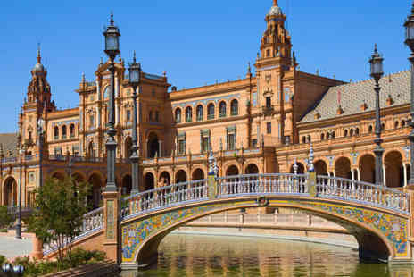 Travel Unravel Holidays - Two Night Seville Break At A 4 Star Hotel, Including Flights - Save 35%