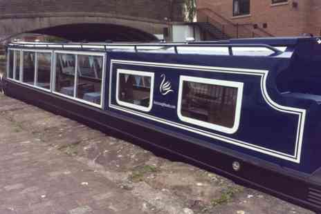 Burscough Boat Trading  - Canal Cruise With Afternoon Tea  - Save 63%