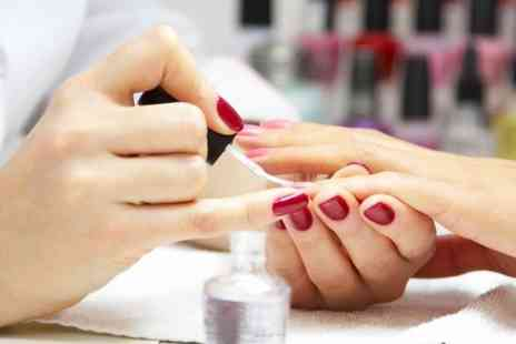 La Belle Training Academy - Accredited Manicure Pedicure or Gel Nail Course - Save 80%