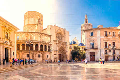 Travel Unravel Holidays Private - Two night Valencia break including flights - Save 48%