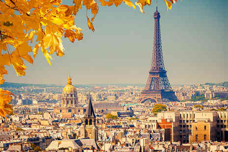 Viva Tours & Travel - One night break in Clichy, Paris with return flights and breakfast - Save 22%