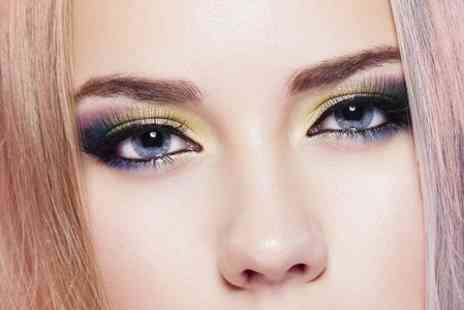 His and Hairs salon - Individual Eyelash Extensions  - Save 50%