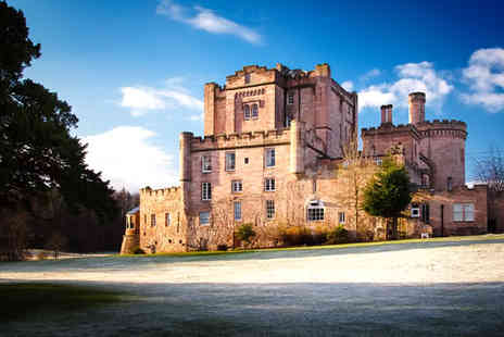Dalhousie Castle Hotel - Two Night Stay in a Scottish Castle - Save 44%