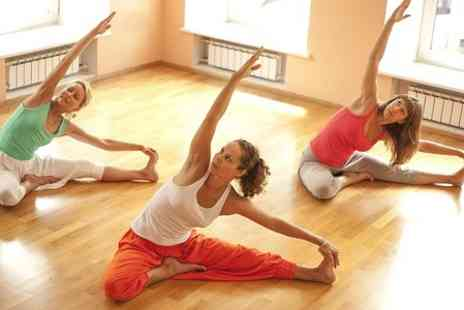 Fitness on Fire - Ten Hot Yoga Classes - Save 50%
