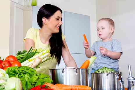 The Fairford Centre - Online Child Nutrition Course with Bonus Materials - Save 92%