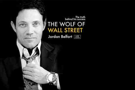 Success Summit - Ticket to The Wolf of Wall Street Jordan Belfort Live  - Save 30%